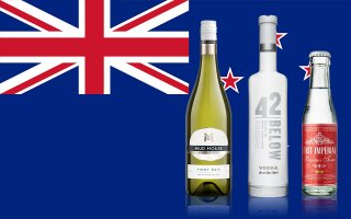 New Zealand Drinks