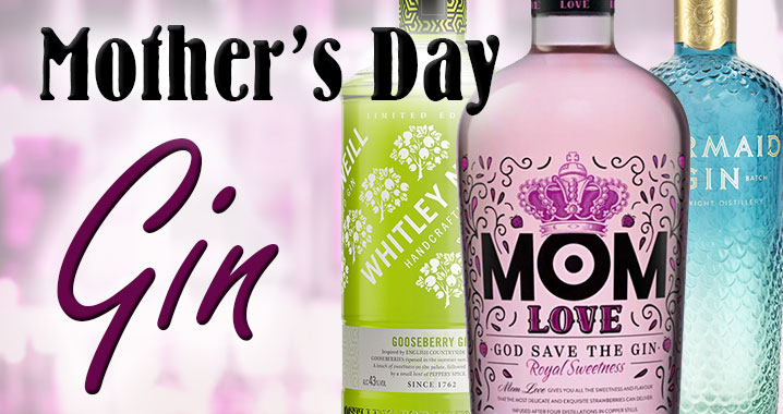 Mother's Day Gin
