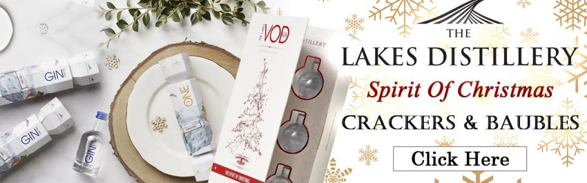 The Lakes Distillery Crackers And Baubles