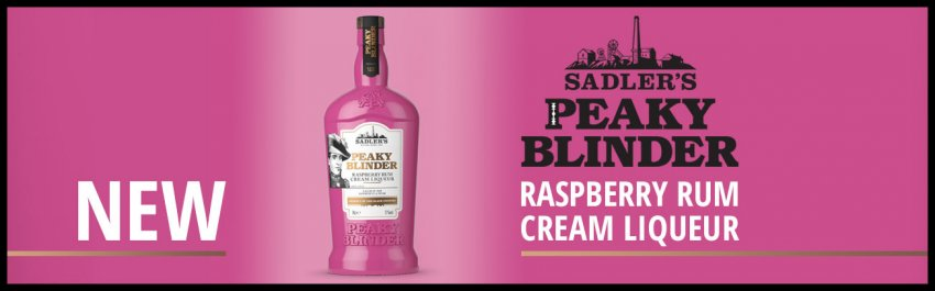 Peaky Blinder Raspberry Liqueur Mother's Day 2021 Feb/March 02