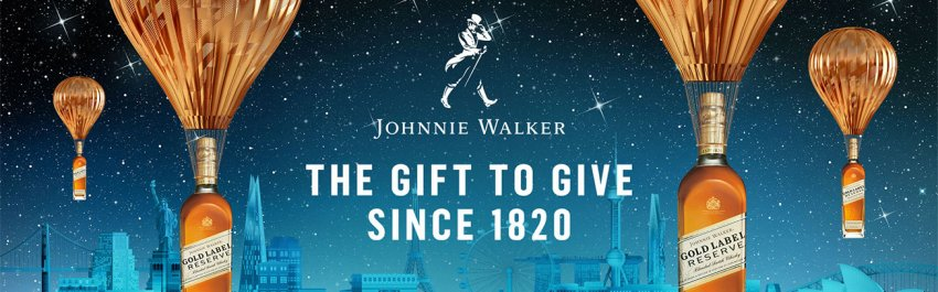 Johnny Walker Banner