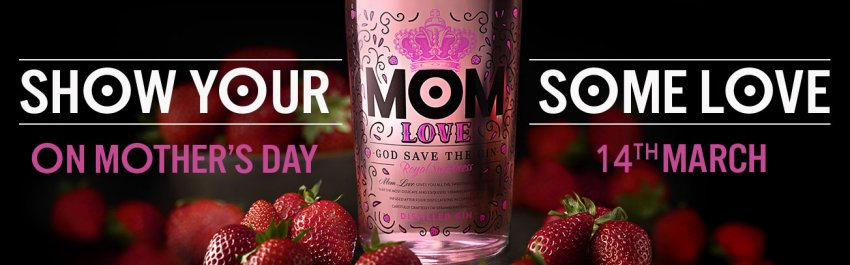 MOM Gin Mother's Day 2021