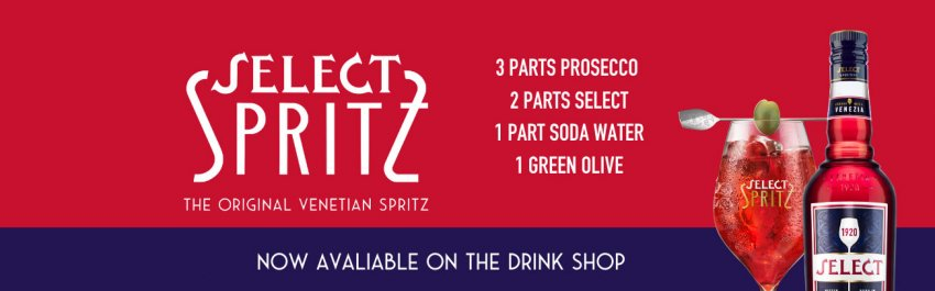Select Spritz July 2020