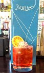 Cocktail Ocean Fashioned