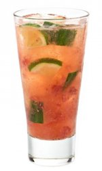 Amaretto Blood Orange Mojito