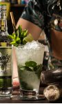 Cocktail Bounty Mojito