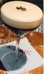 Cocktail Coconut Espresso Martini