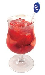 Strawberry Caipirinha