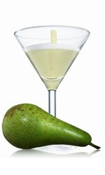 Ginger-Pear Martini
