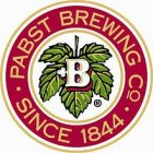 Pabst Brewing Logo
