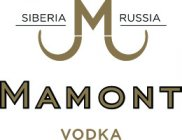 Mamont Vodka Logo