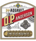 O.P.Anderson & Sons Logo