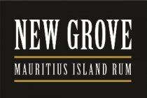 New Grove Rum Logo