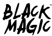 Black Magic Logo