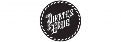 Pirates Grog Rum Logo