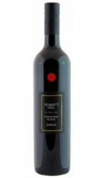 Penny's Hill - Cracking Black Shiraz 2011