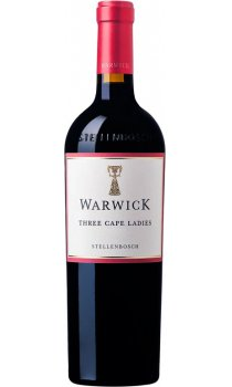 Warwick Estate - Three Cape Ladies 2012