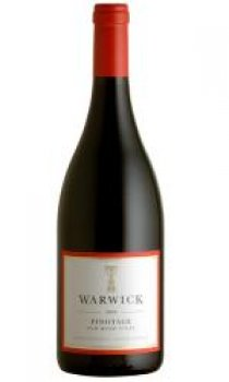 Warwick Estate - Old Bush Vines Pinotage 2014