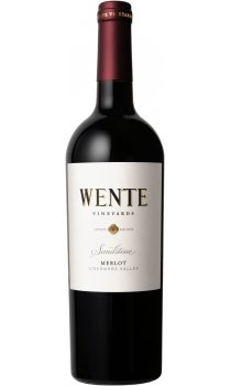 Wente Vineyards - Vineyard Selection Sandstone Merlot 2015