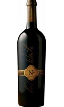 Wente Vineyards - Nth Degree Cabernet Sauvignon 2012