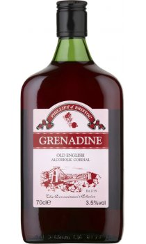 Phillips - Grenadine Cordial