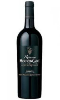 Rothschild - Mouton Cadet Reserve Graves Rouge 2007