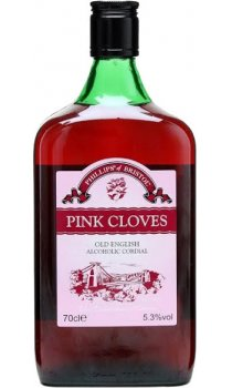 Phillips - Pink Cloves Cordial