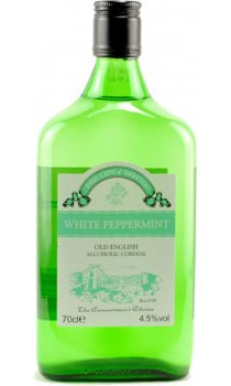 Phillips - White Peppermint Cordial
