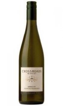 Crossroads Winery - Hawkes Bay Gewurztraminer 2013