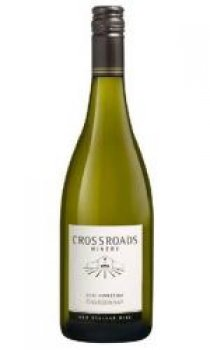 Crossroads Winery - Hawkes Bay Chardonnay 2013