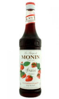 Monin - Fraise (Strawberry)
