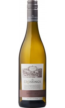 The Crossings - Awatere Valley Pinot Gris 2016