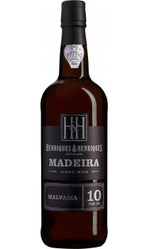 Henriques and Henriques - Malvasia 10 Year Old