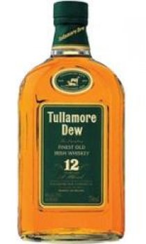 Tullamore Dew - 12 Year Old Special Reserve Old Design