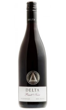 Delta Wines - Marlborough Pinot Noir 2014