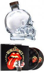Crystal Head Vodka - Rolling Stones 50th Anniversary