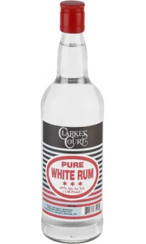 Clarkes Court - Pure White