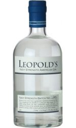 Leopolds - Navy Strength Gin