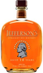 Jeffersons - Straight Rye Whiskey