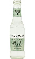 Fever Tree - Handpicked Elderflower Tonic Water
