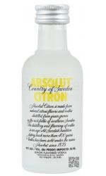 Absolut - Citron (Lemon) Miniature