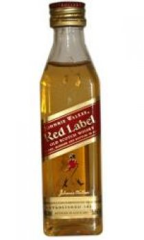 Johnnie Walker - Red Label Miniature