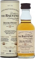 Balvenie - Doublewood 12 Year Old Miniature
