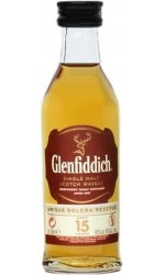 Glenfiddich - 15 Year Old Miniature