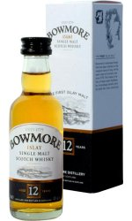 Bowmore - 12 Year Old Miniature