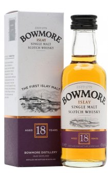 Bowmore - 18 Year Old Miniature