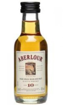 Aberlour - 10 Year Old Miniature