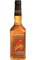 Evan Williams - Cinnamon Bourbon Liqueur