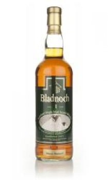 Bladnoch - Lightly Peated Sherry Matured Sheep Label 11 Year Old
