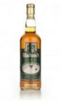 Bladnoch - Sherry Matured Label 12 Year Old